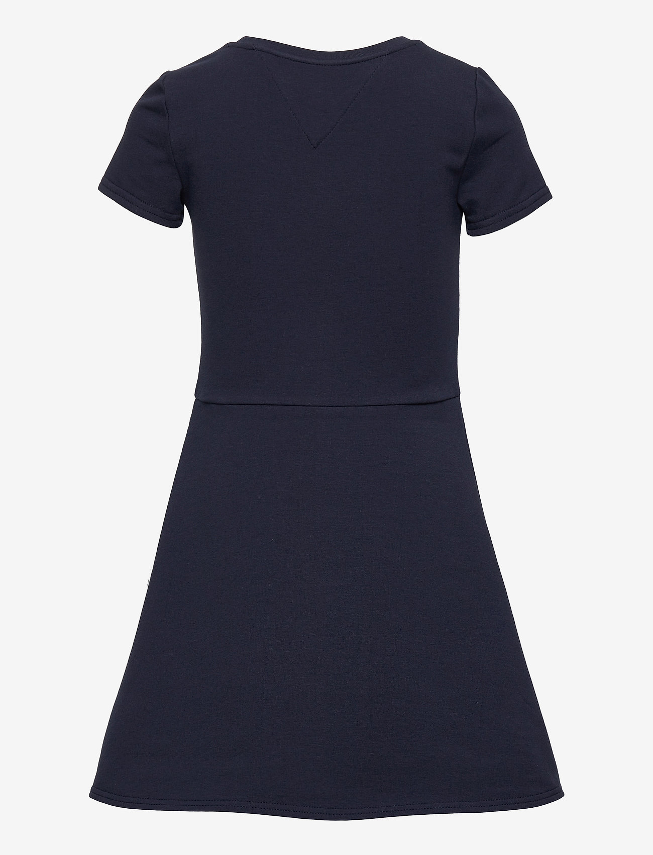 Tommy Hilfiger - ESSENTIAL  SKATER DRESS S/S - kleider - twilight navy - 1