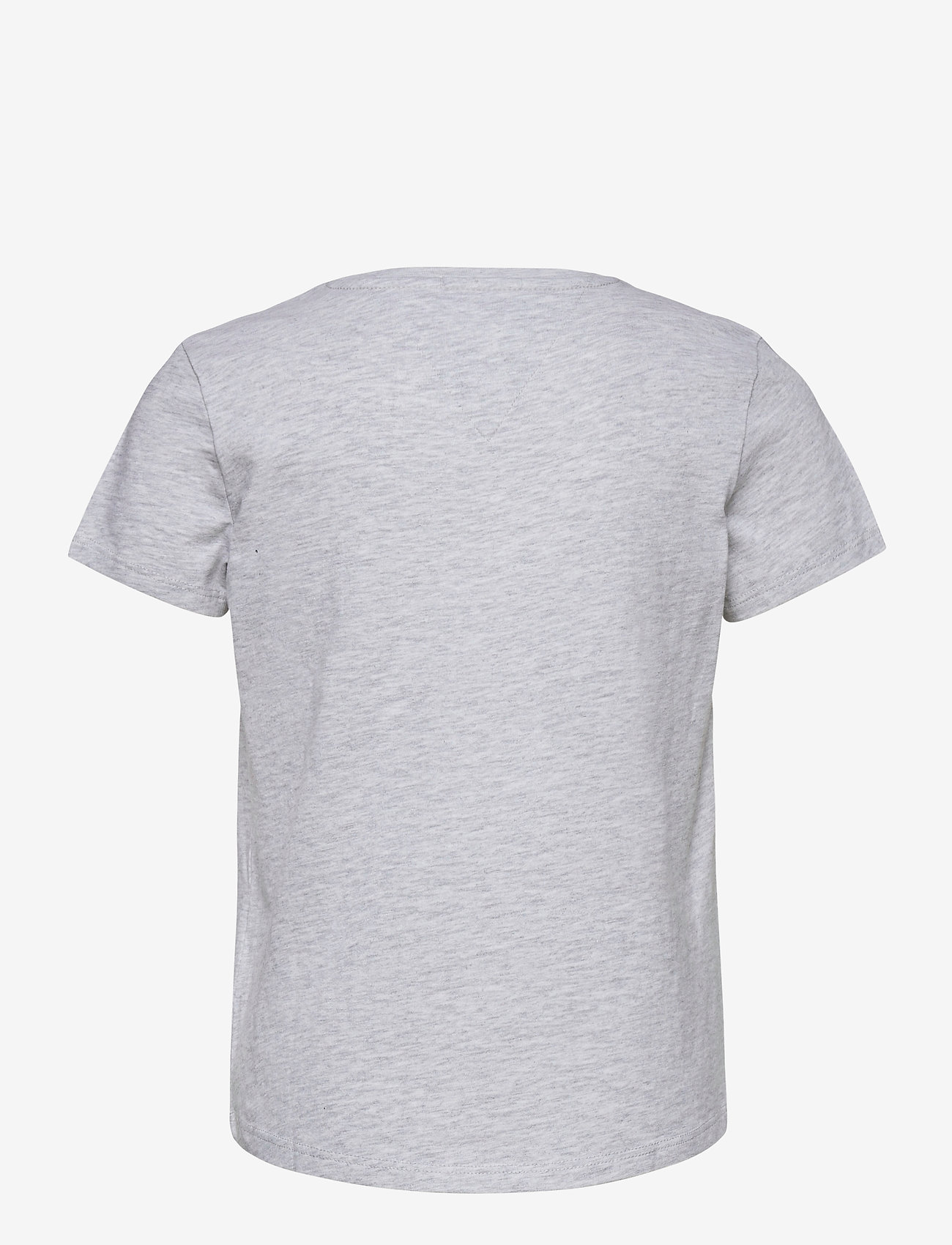 Tommy Hilfiger - LOGO TEE S/S 2 - short-sleeved - silver grey heather - 1