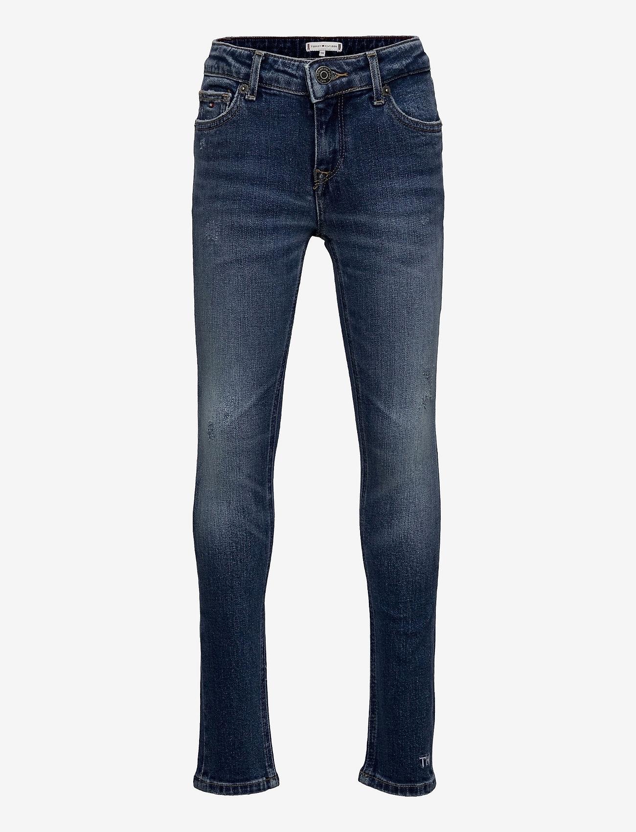Tommy Hilfiger - NORA SKINNY - jeans - medbldscoporc - 0