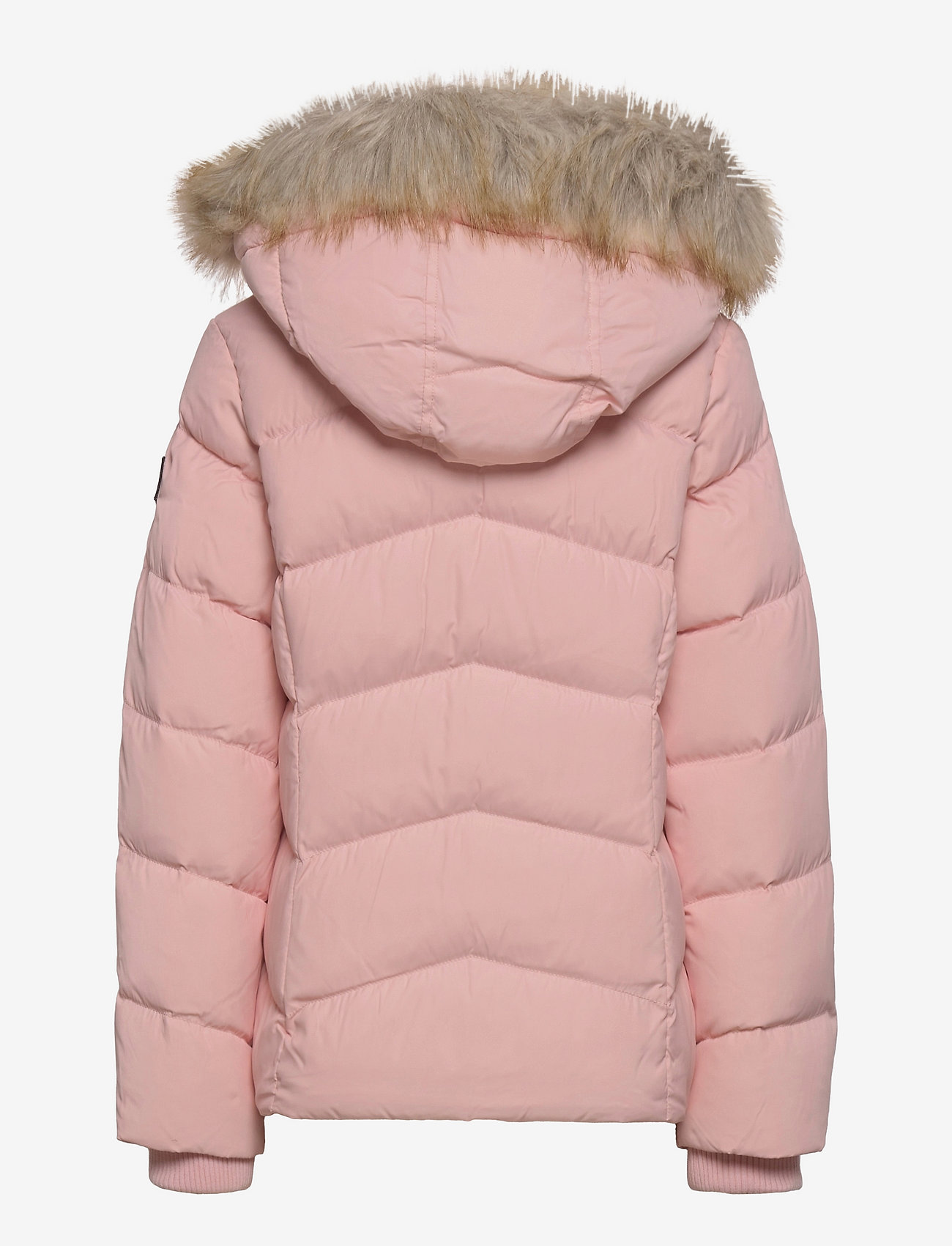 Tommy Hilfiger - ESSENTIAL DOWN JACKET - puffer & padded - delicate pink - 1