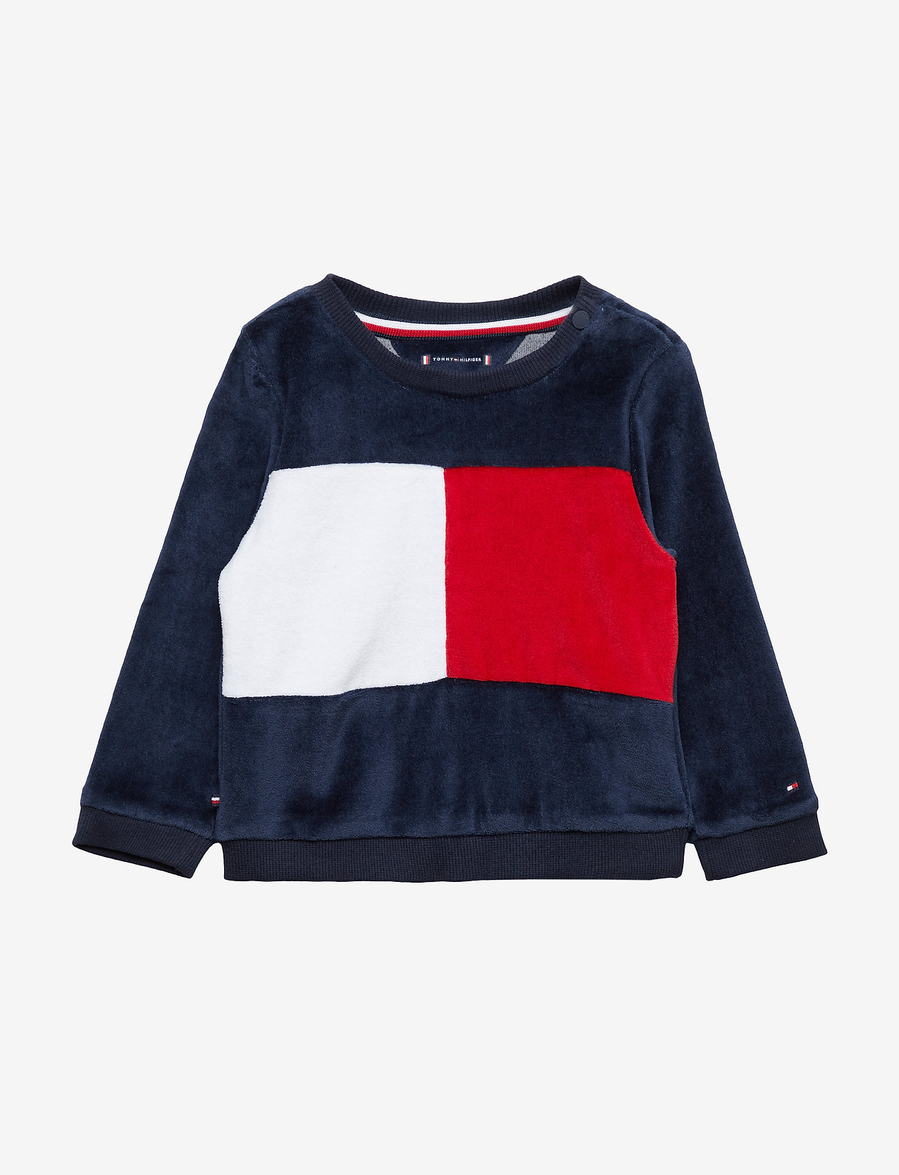 BABY COLORBLOCK SWEATSHIRT