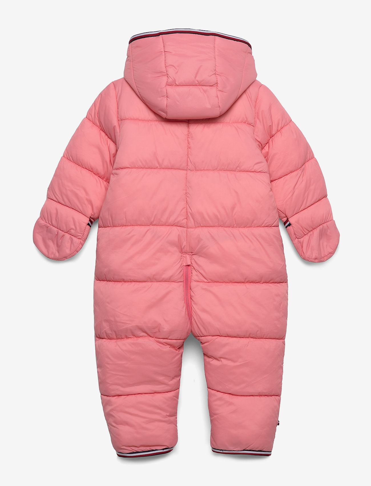 Tommy Hilfiger - BABY FLAG SKISUIT - thermo - rosey pink - 1