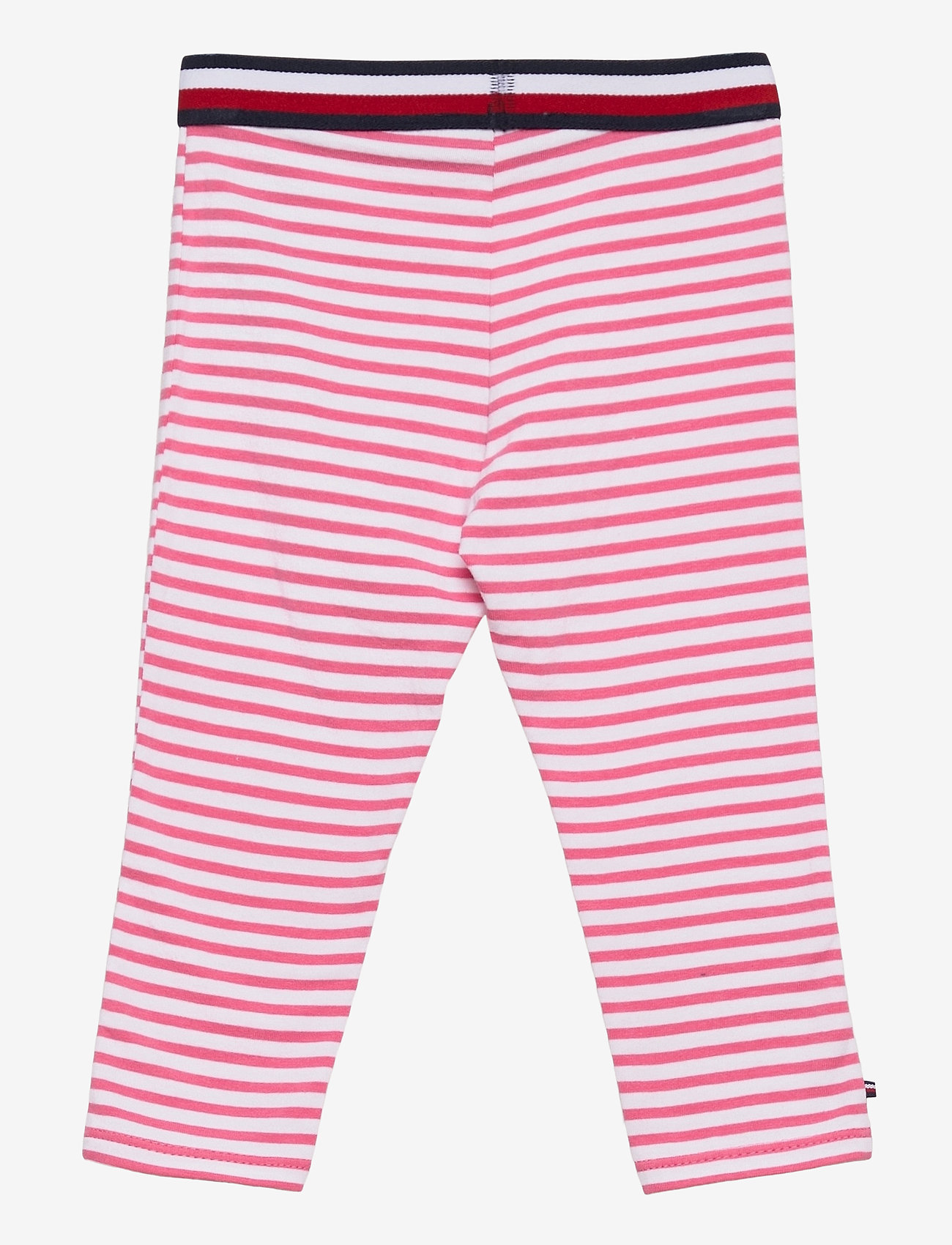 Tommy Hilfiger - BABY TOMMY LEGGINGS - sweatpants - exotic pink - 1
