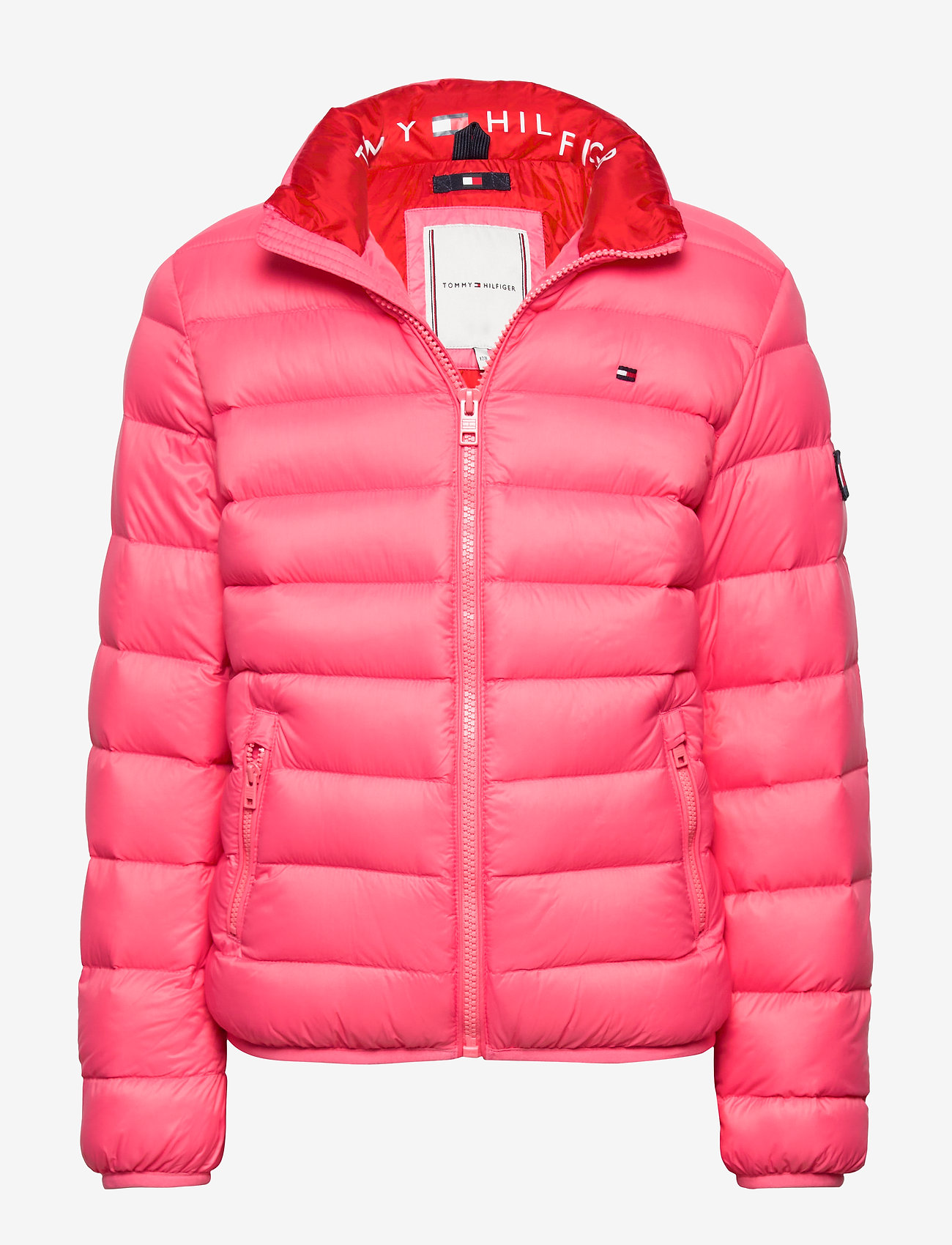 Tommy Hilfiger - U LIGHT DOWN JACKET - puffer & padded - glamour pink - 0
