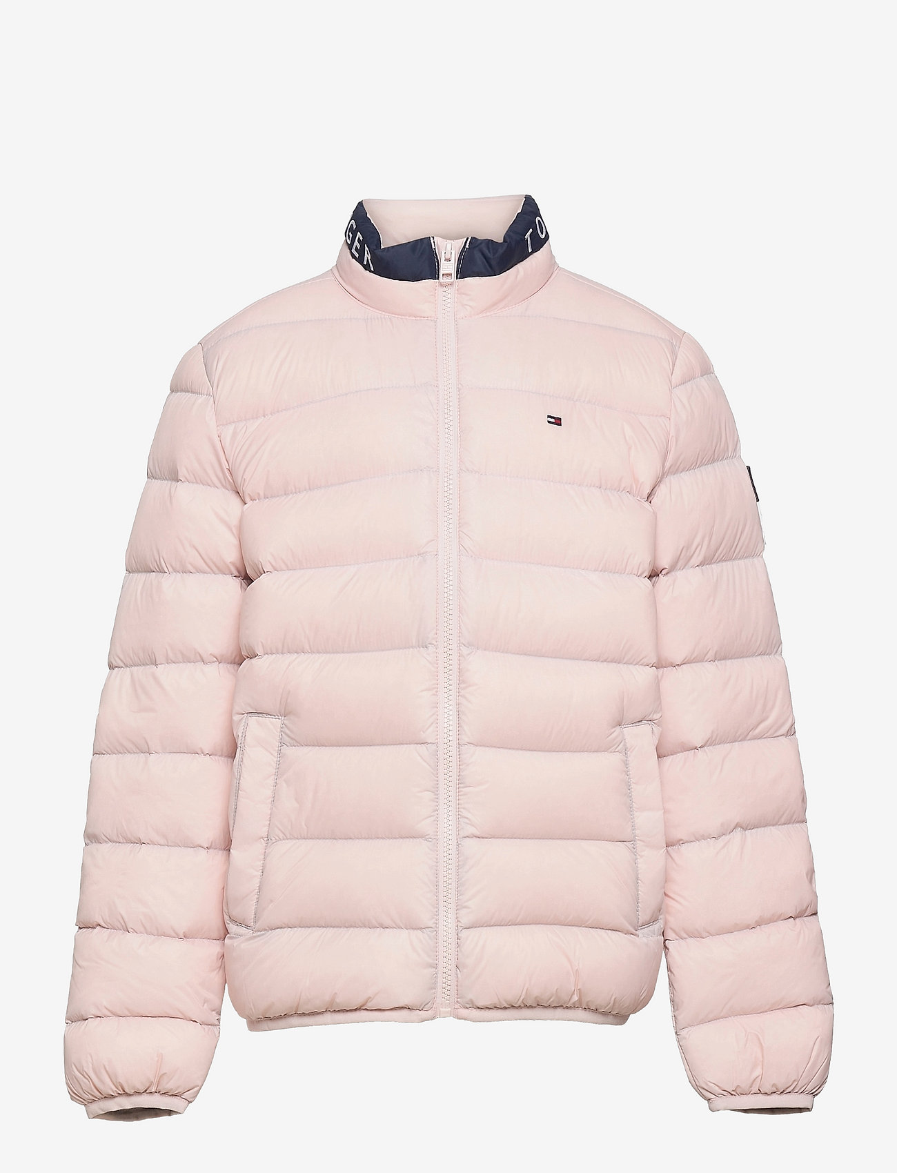 Tommy Hilfiger - UNISEX LIGHT DOWN JACKET - puffer & padded - delicate pink - 0