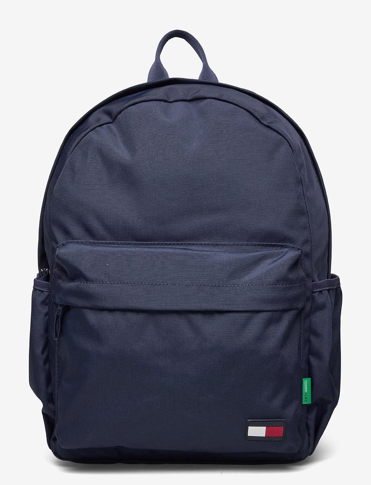 Tommy Hilfiger - BTS CORE BACKPACK - backpacks - twilight navy - 0