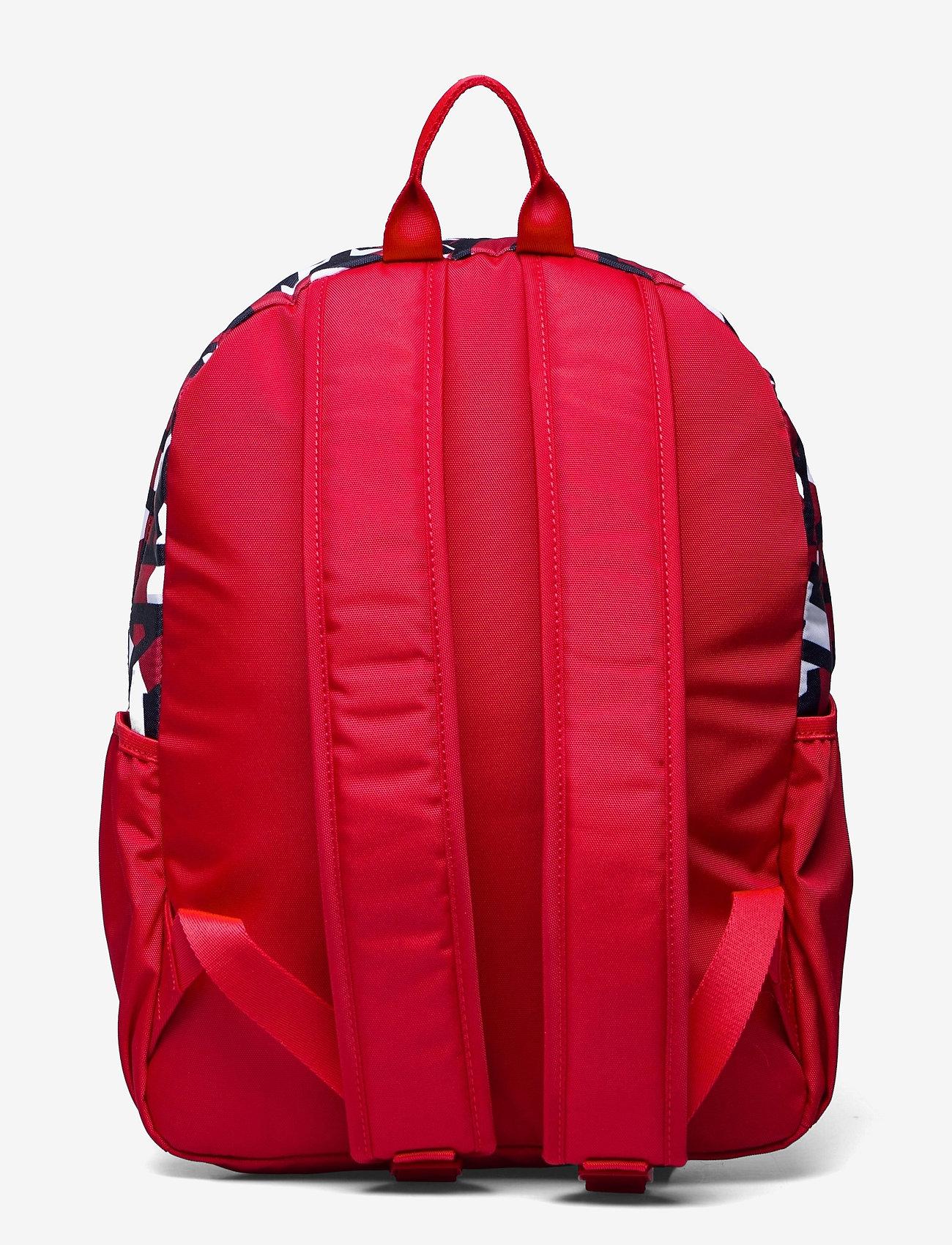 Tommy Hilfiger - BTS CORE BACKPACK FLAG PNT - backpacks - flag print - 1