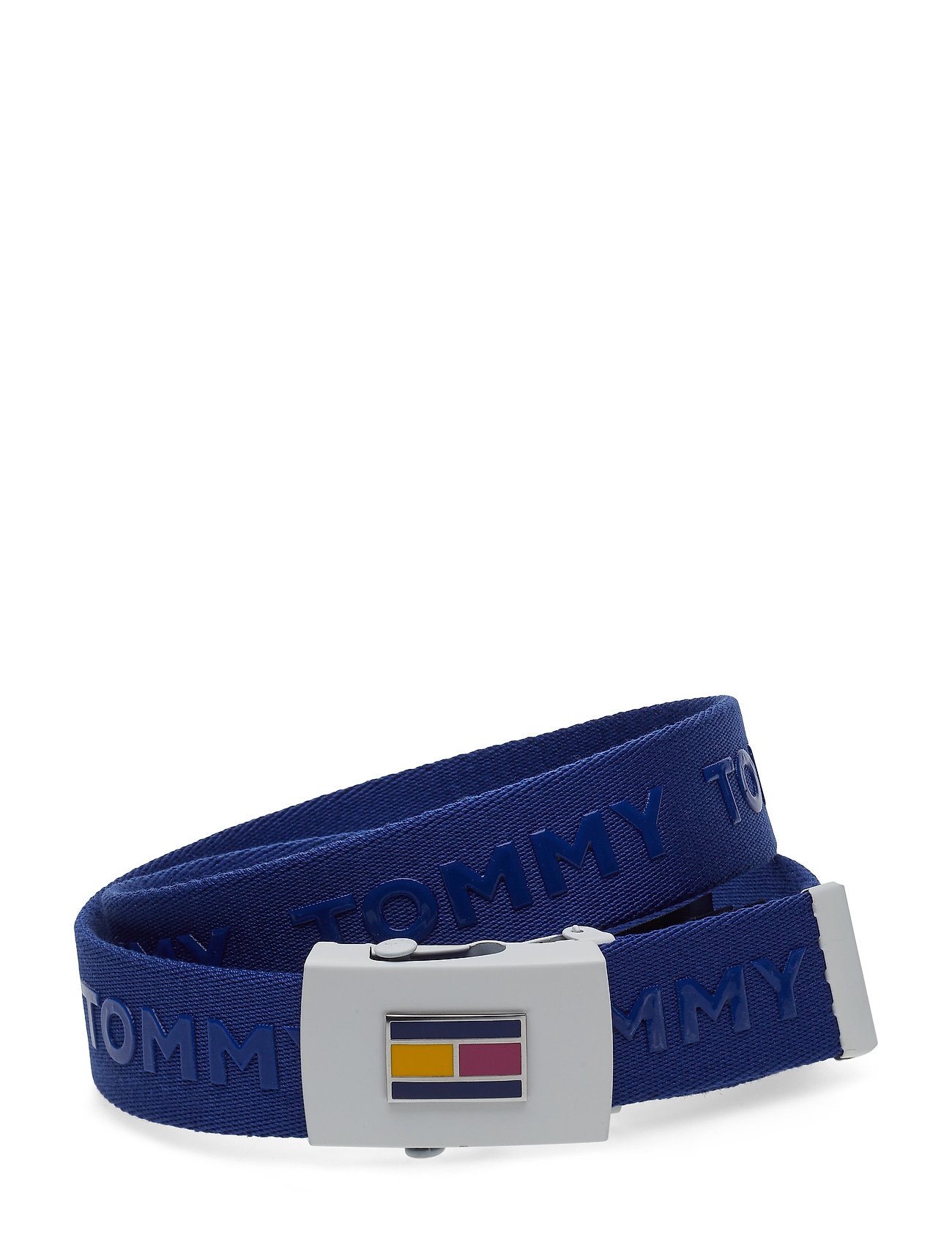 Tommy Hilfiger KIDS WEBBING BELT, 9 - BLUE