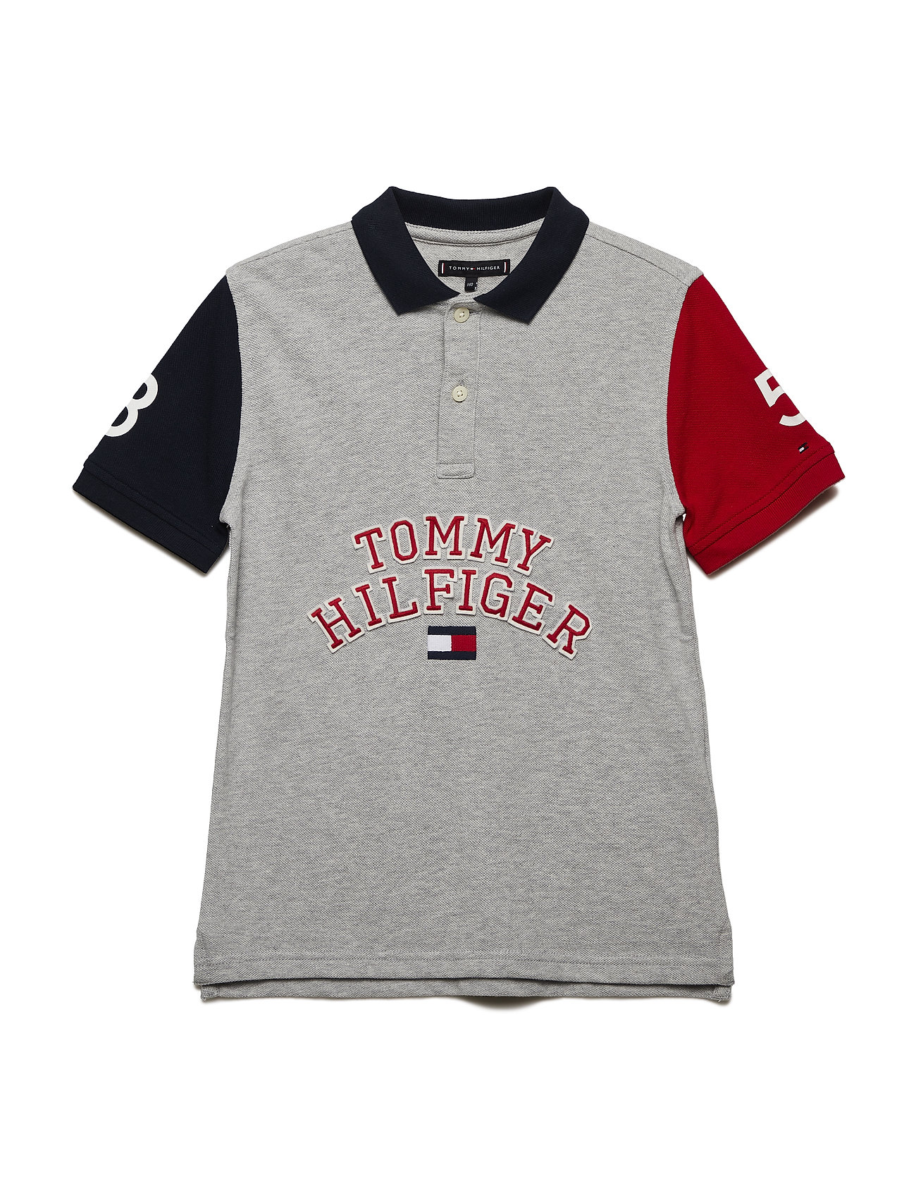 Tommy Hilfiger COLOR BLOCK POLO S/S