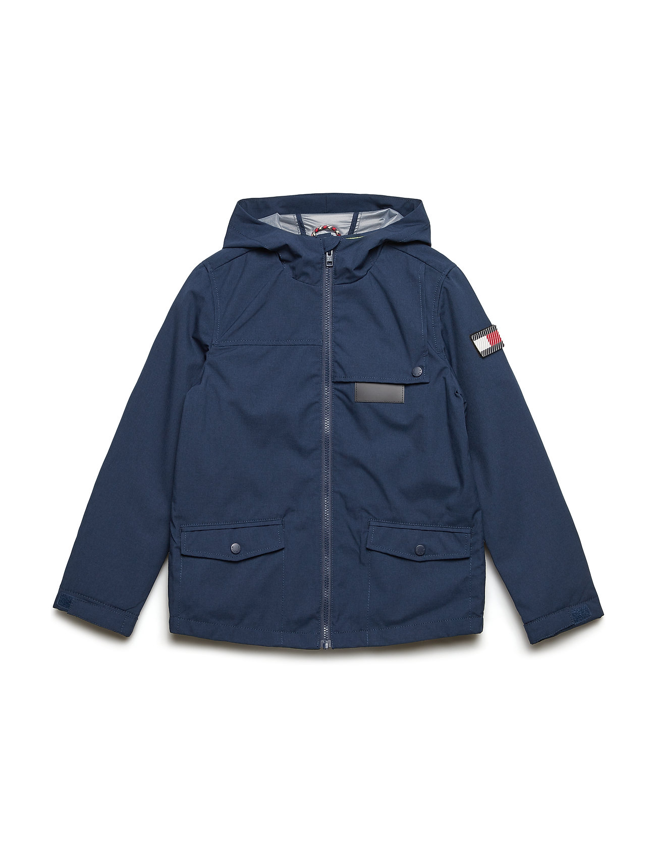 Tommy Hilfiger TECH JACKET - BLACK IRIS