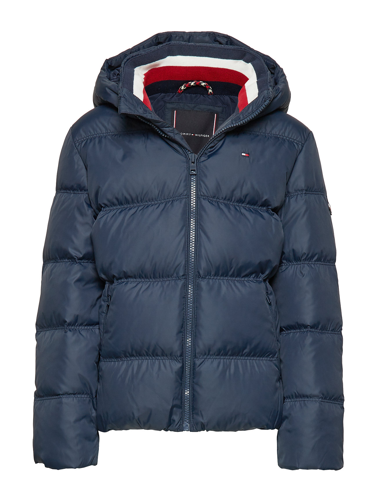 Tommy Hilfiger ESSENTIALS DOWN JACK - BLACK IRIS