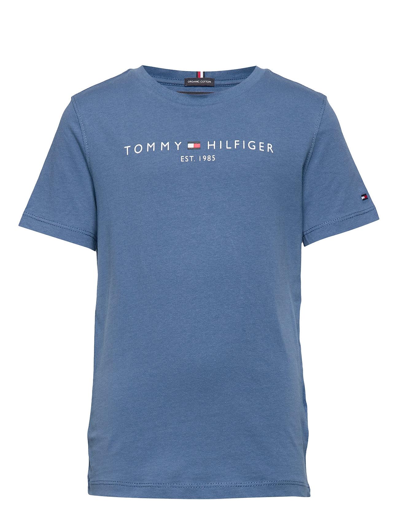 Tommy Hilfiger ESSENTIAL HILFIGER T - DUTCH BLUE