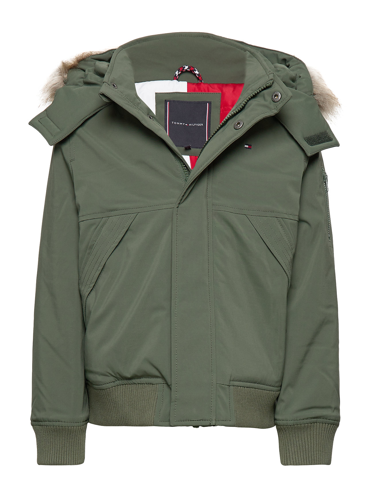 Tommy Hilfiger TECH JACKET - THYME