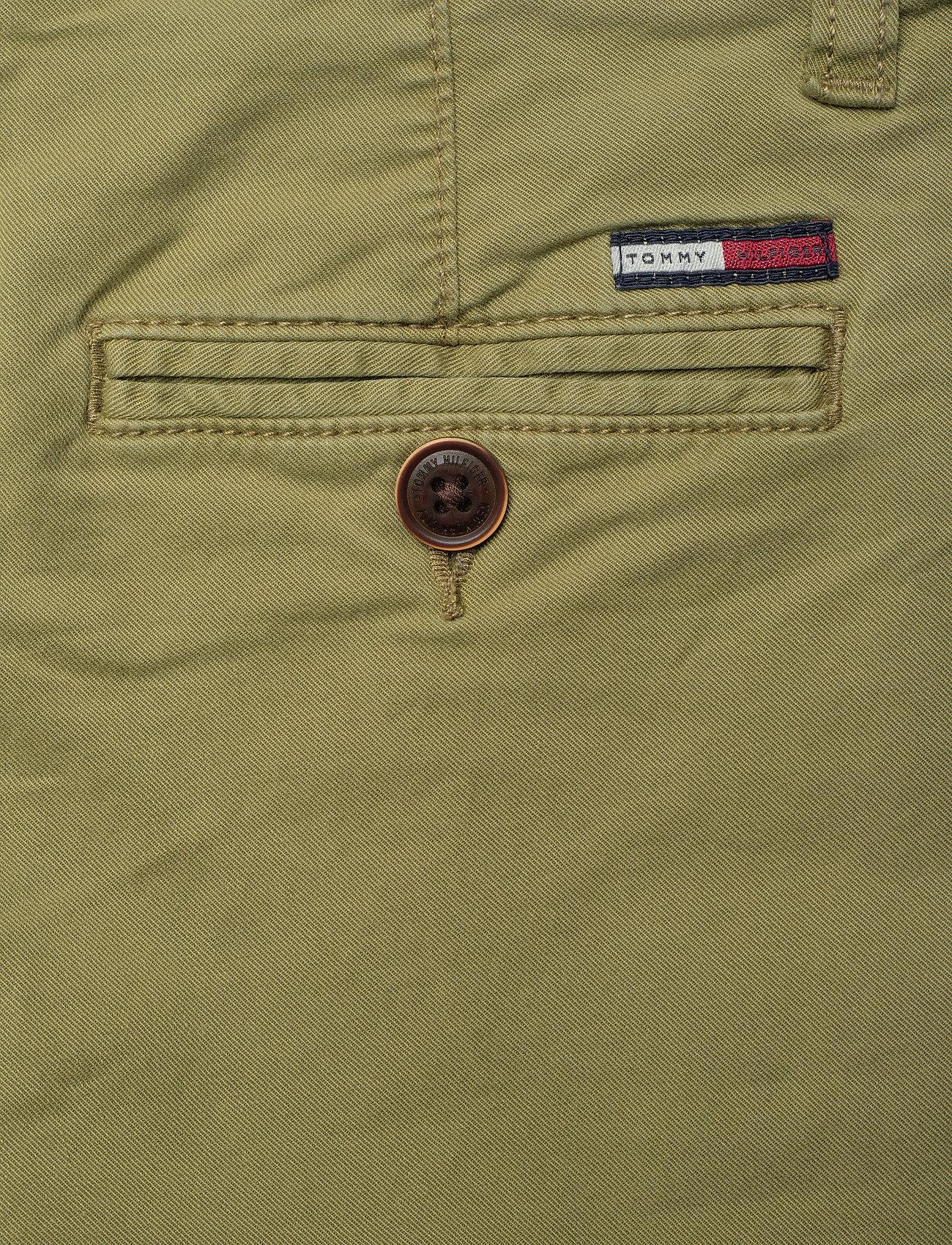 Tommy Hilfiger Essential Skinny Chi - Nederdelar Uniform Olive 548-640