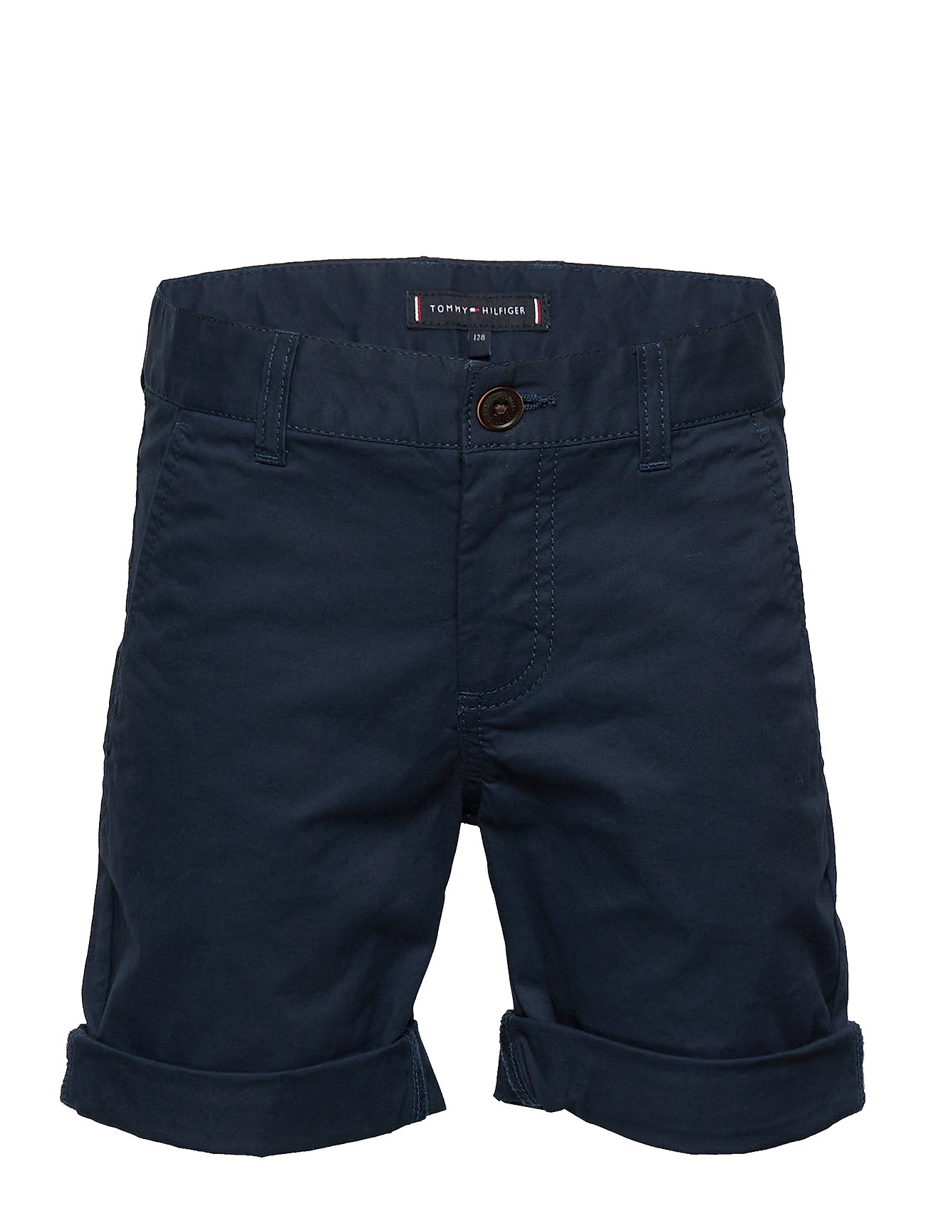 Tommy Hilfiger ESSENTIAL CHINO SHORT - TWILIGHT NAVY 654-860