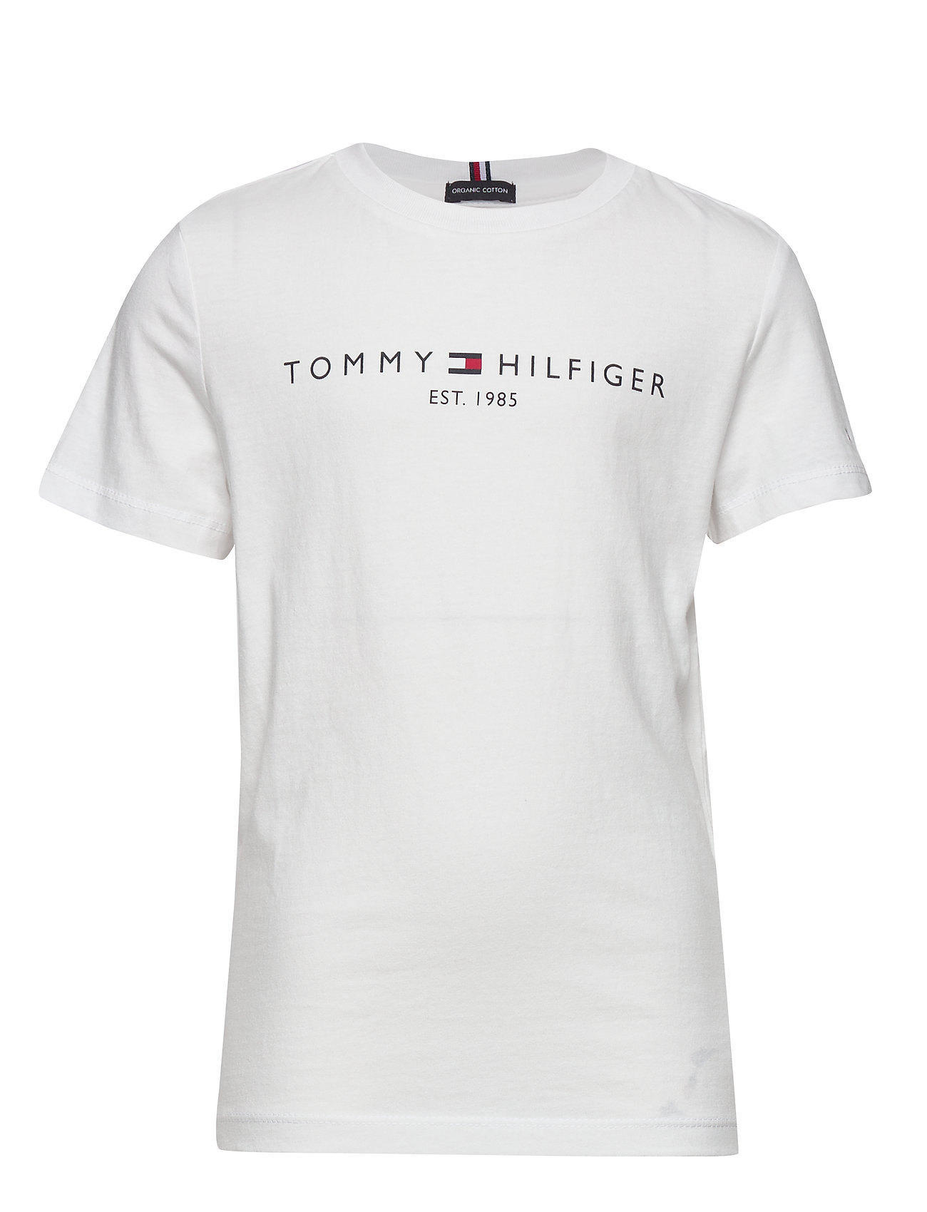 Tommy Hilfiger ESSENTIAL TEE S/S - WHITE 658-170