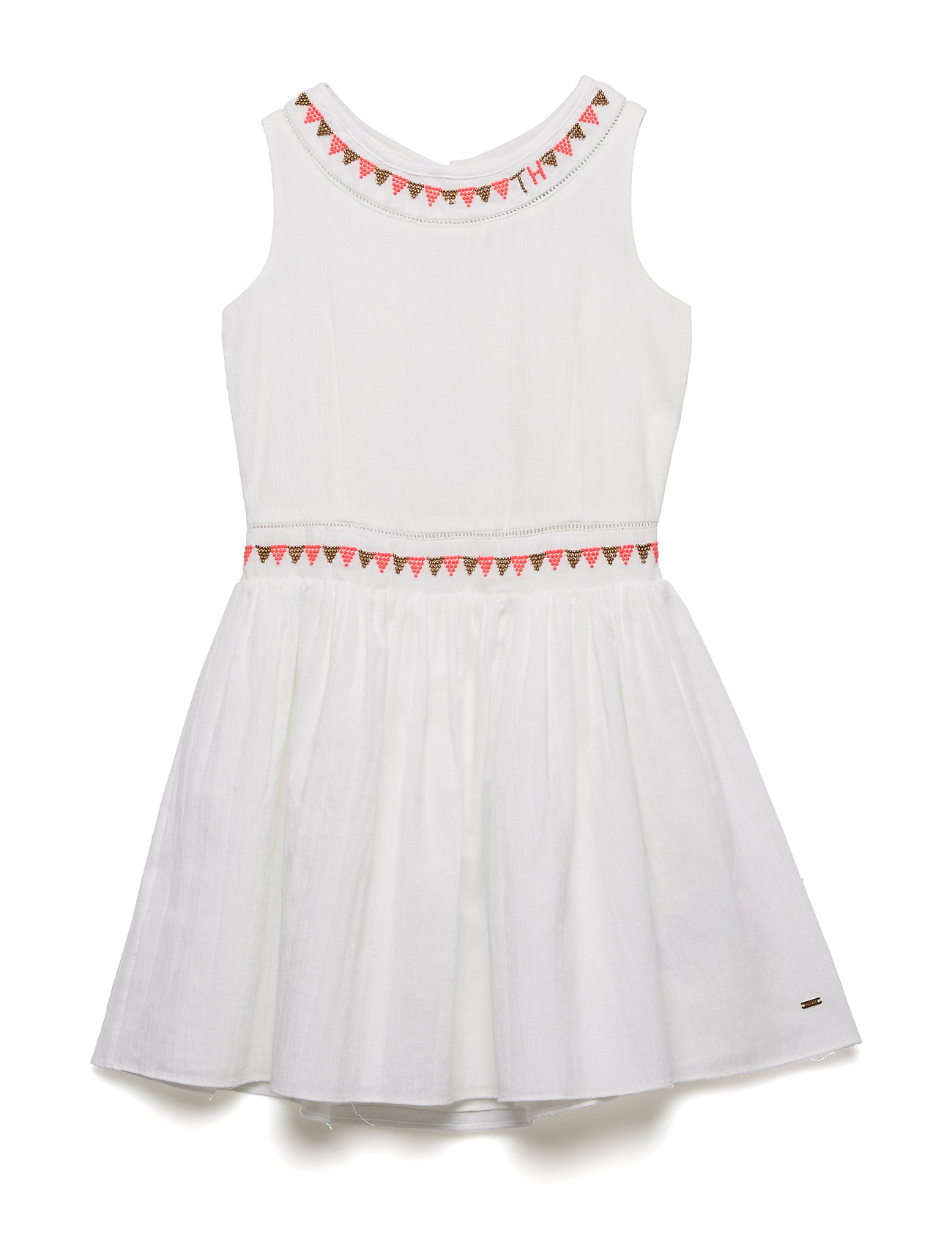 Tommy Hilfiger ENDEARING SUN DRESS - BRIGHT WHITE