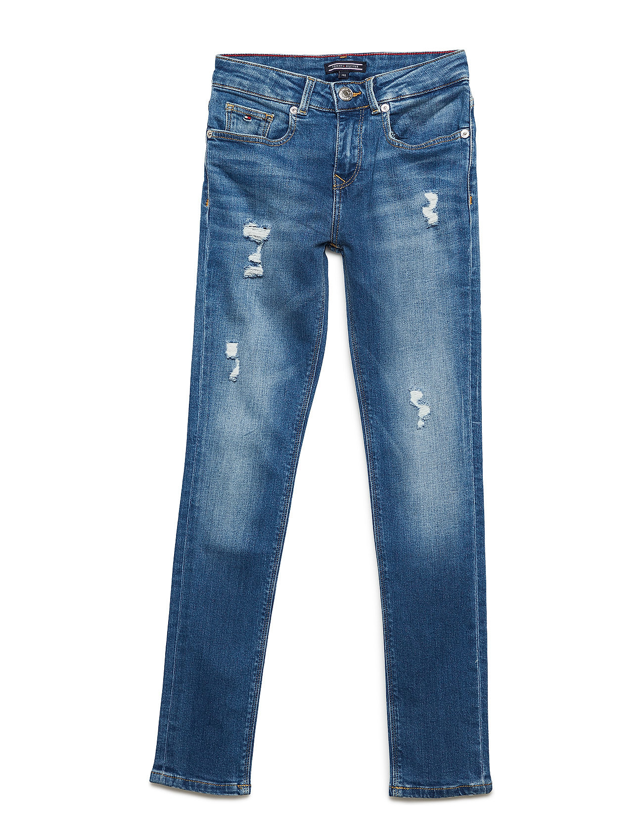 Tommy Hilfiger NORA SKINNY DESTRUCTED NYMS