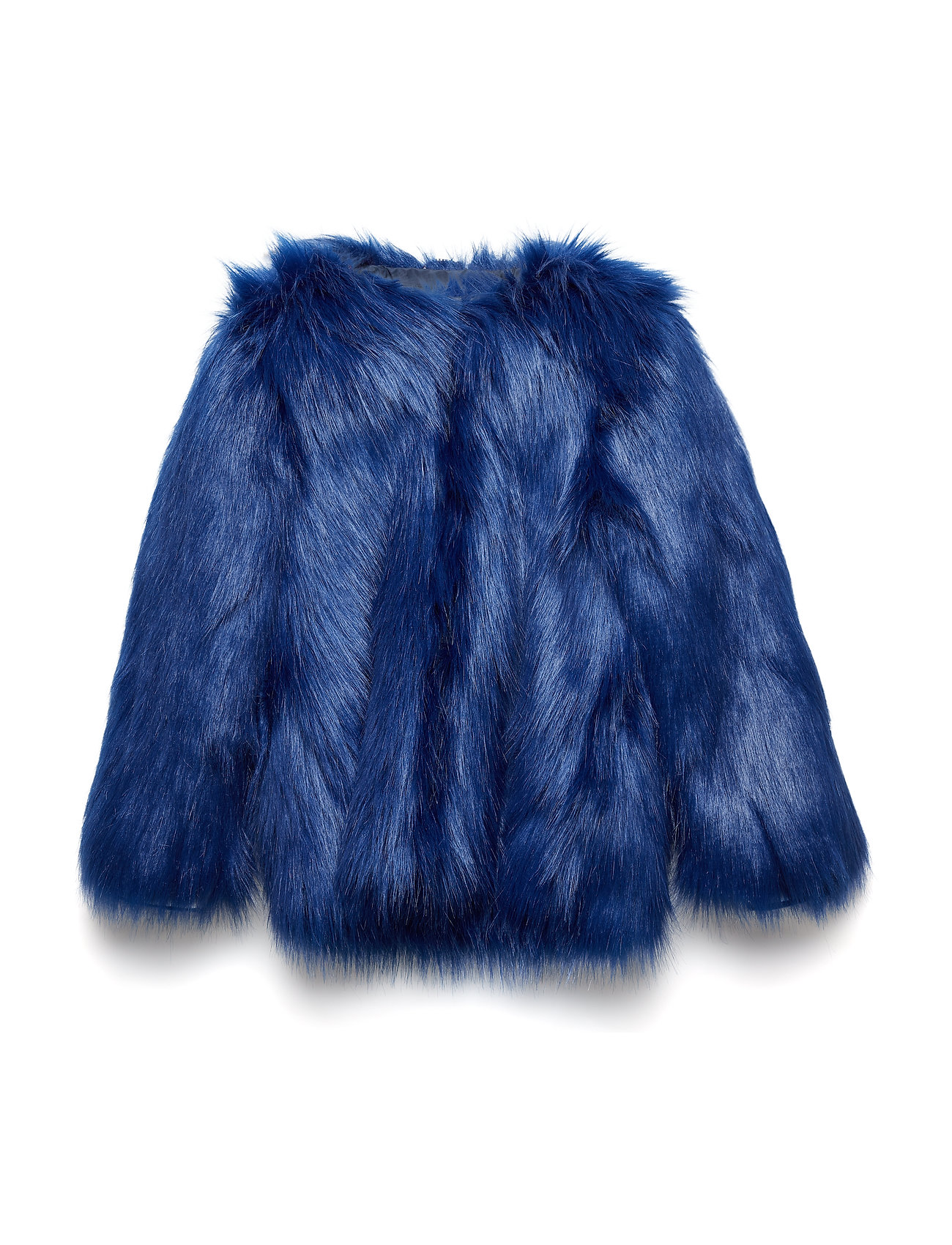 Tommy Hilfiger SOLID LONG HAIR FAUX - SODALITE BLUE