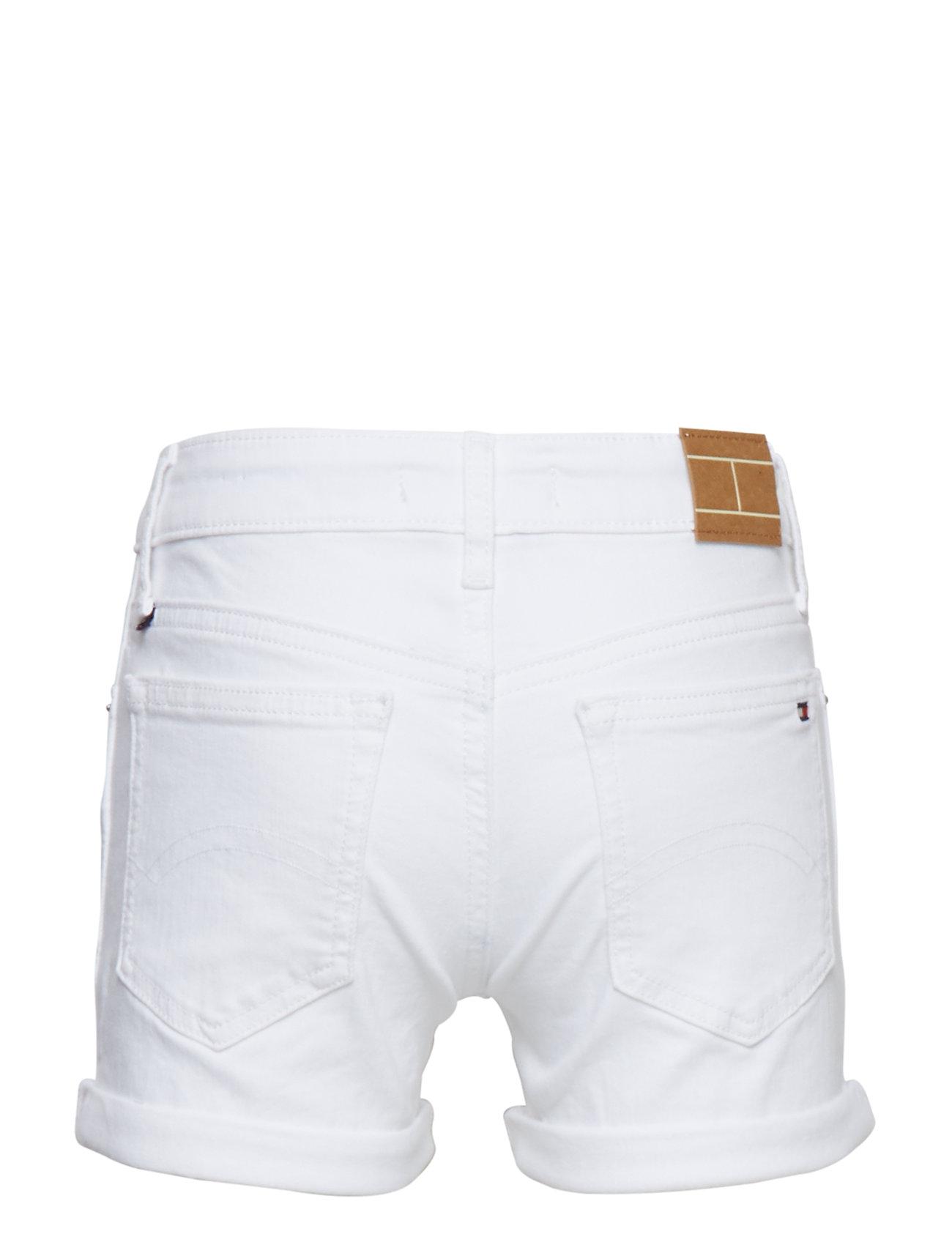 fa854263e23 Nora Short Cdst Shorts Hvid TOMMY HILFIGER