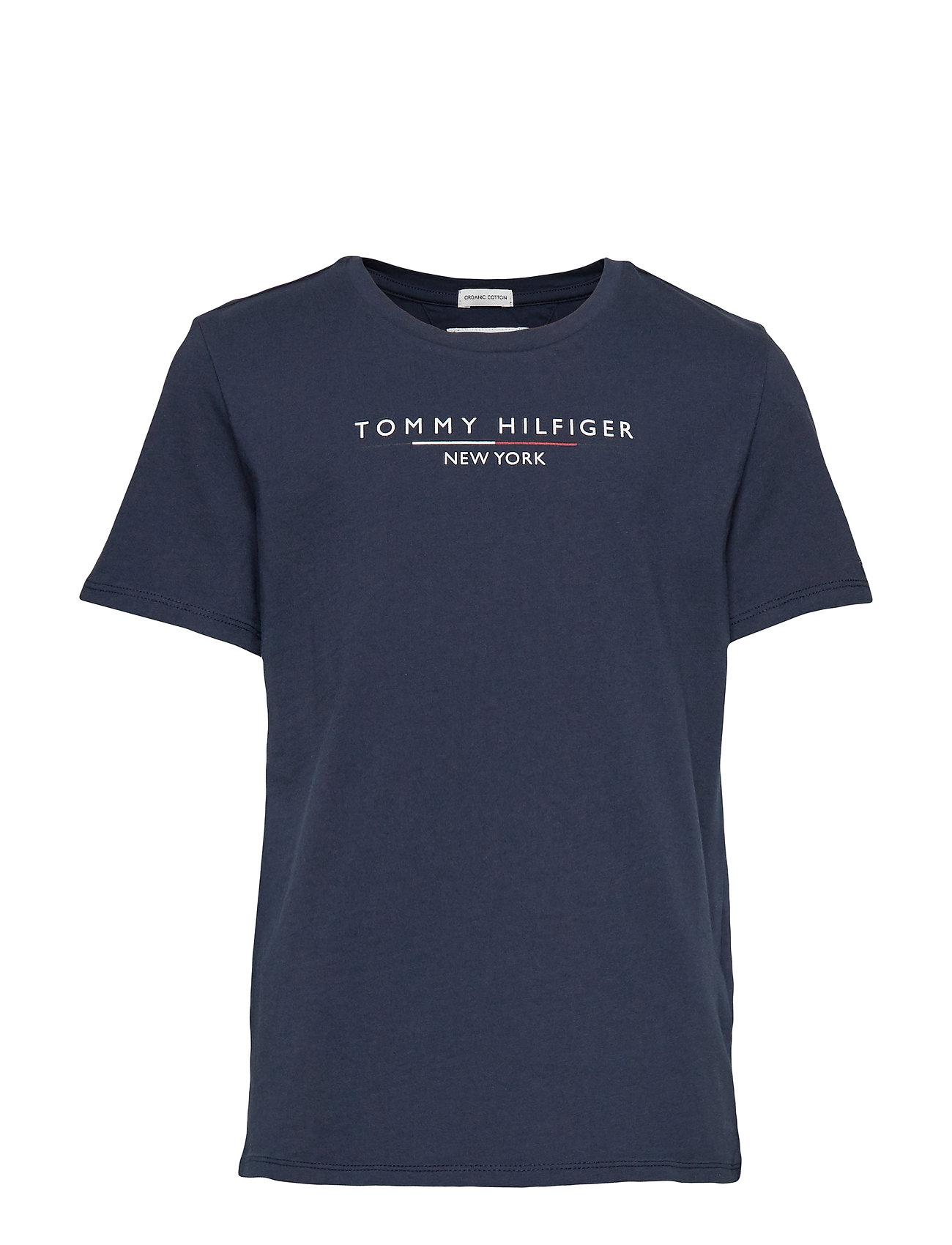 Tommy Hilfiger ESSENTIAL HILFIGER T - BLACK IRIS