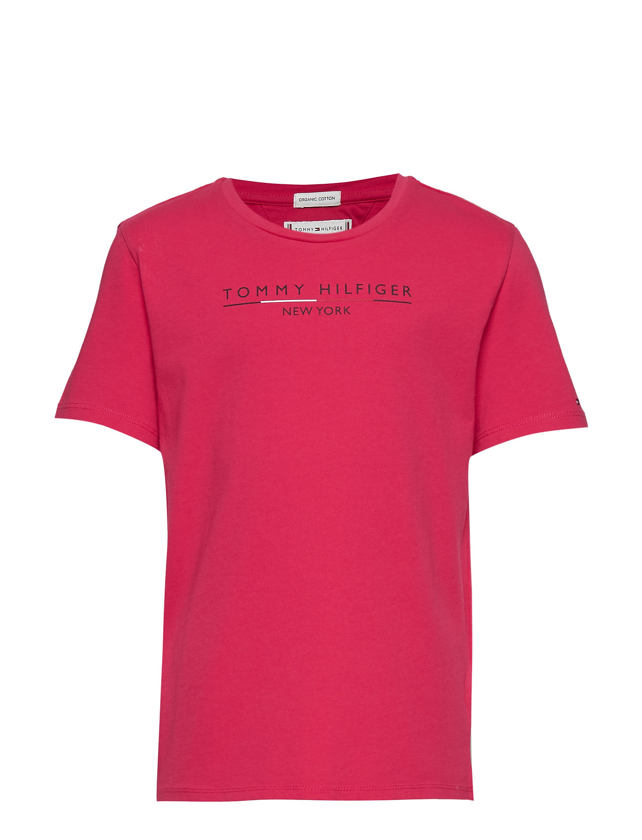 Tommy Hilfiger ESSENTIAL HILFIGER T - VIRTUAL PINK
