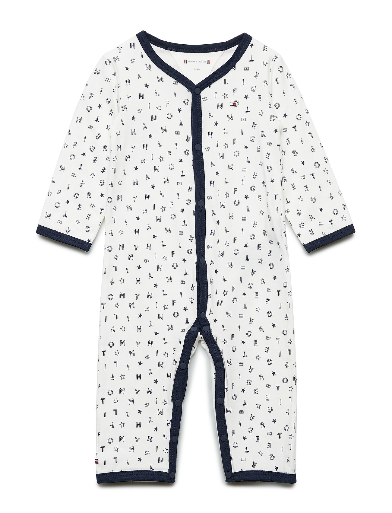 Tommy Hilfiger BABY PREPPY PRINT COVERALL