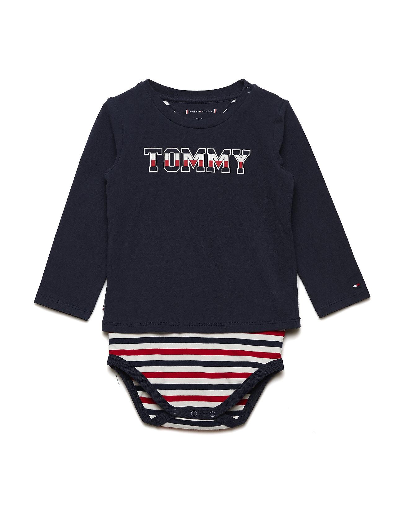 Tommy Hilfiger BABY BOY T-SHIRT BODY