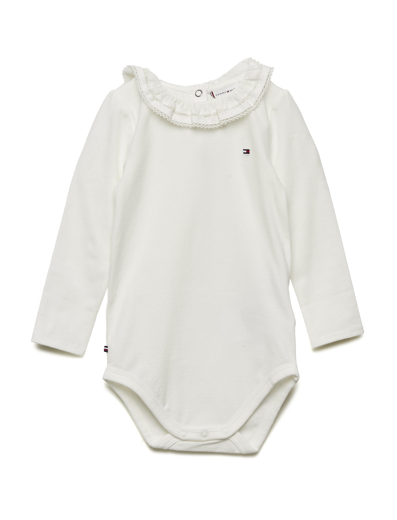 Tommy Hilfiger BABY GIRL LACEY COLLAR BODY L/S