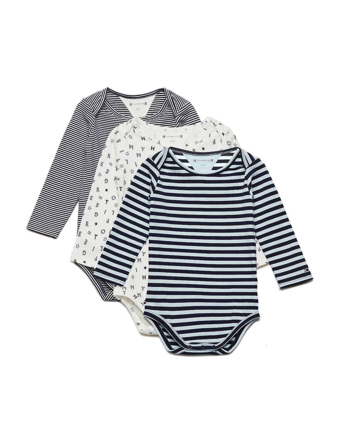 Tommy Hilfiger BABY BODY 3 PACK GIF
