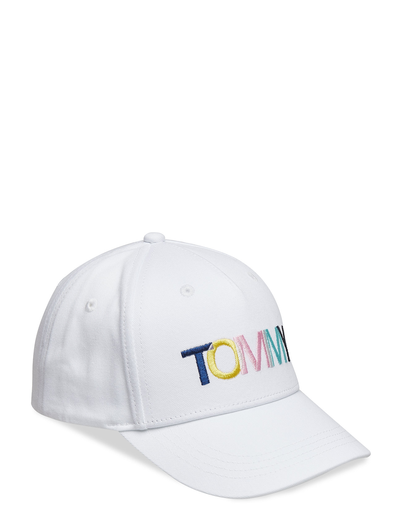 Tommy Hilfiger COLLEGE TOMMY CAP - BRIGHT WHITE