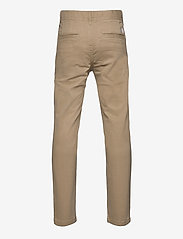 Tommy Hilfiger - BOYS SLIM CHINO OSTW PD - trousers - batique khaki - 1