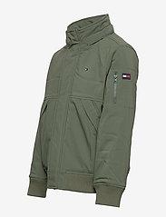 Tommy Hilfiger - TECH JACKET - bomber jackets - thyme - 7