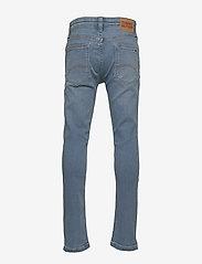 Tommy Hilfiger - SIMON SKINNY OCLBST - jeans - ocean light blue stretch - 1