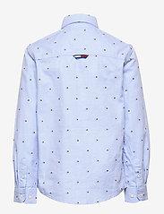 Tommy Hilfiger - FLAG OXFORD SHIRT L/ - shirts - regatta - 1
