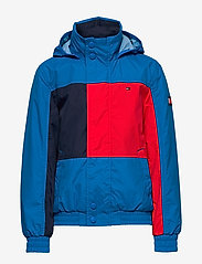 Tommy Hilfiger - REVERSIBLE COLOR BLO - puffer & padded - imperial blue - 2