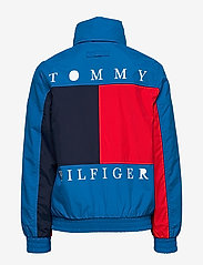 Tommy Hilfiger - REVERSIBLE COLOR BLO - puffer & padded - imperial blue - 3