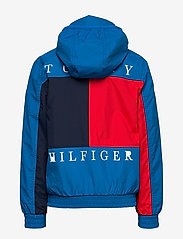 Tommy Hilfiger - REVERSIBLE COLOR BLO - puffer & padded - imperial blue - 4