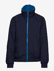 Tommy Hilfiger - REVERSIBLE COLOR BLO - puffer & padded - imperial blue - 6