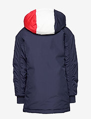 Tommy Hilfiger - HOODED FLIGHT PARKA - parkas - black iris - 3