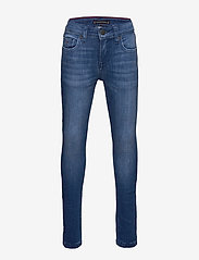 Tommy Hilfiger - SIMON SKINNY BRBST - jeans - breeze blue stretch - 0
