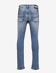 Tommy Hilfiger - SCANTON SLIM RABDST - jeans - rapt blue destructed  stretch - 1