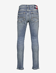 Tommy Hilfiger - STEVE SLIM TAPERED DAZDBST - jeans - dazzle destructed blue stretch - 1