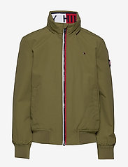 Tommy Hilfiger - ESSENTIAL JACKET - bomber jackets - uniform olive - 2