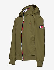 Tommy Hilfiger - ESSENTIAL JACKET - bomber jackets - uniform olive - 4