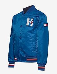Tommy Hilfiger - REVERSIBLE TH LOGO - bomber jackets - twilight navy / lapis lazuli - 2