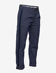 Tommy Hilfiger - PLEATED TAPE CHINO - trousers - twilight navy 654-860 - 3