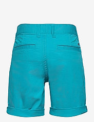 Tommy Hilfiger - ESSENTIAL CHINO SHORT - shorts - exotic teal - 1