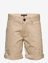 Tommy Hilfiger - ESSENTIAL CHINO SHOR - shorts - silt - 0