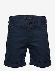 Tommy Hilfiger - ESSENTIAL CHINO SHOR - shorts - twilight navy 654-860 - 0